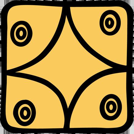 LAMAT Glyphe