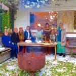 Impressionen von der Feier zur SonnenFinsternis zu Neumond in 13 CHUEN