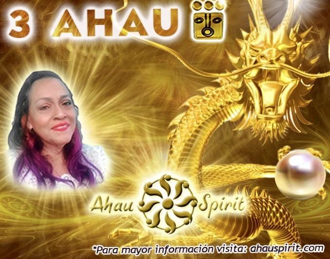 MayaNeujahr 2020 in 3 AHAU