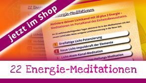 22 Energie-Meditationen